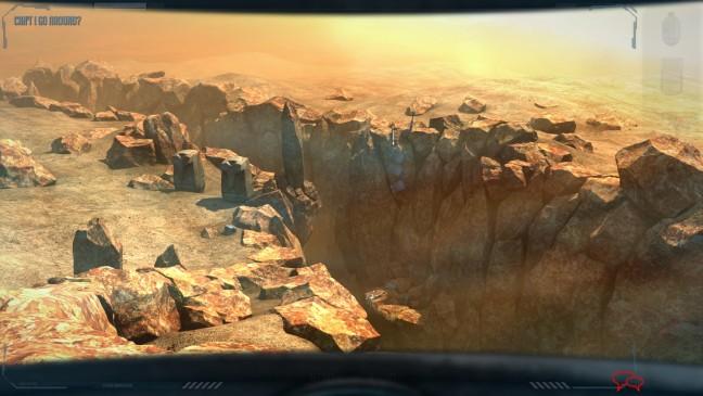 Deadrock landscape