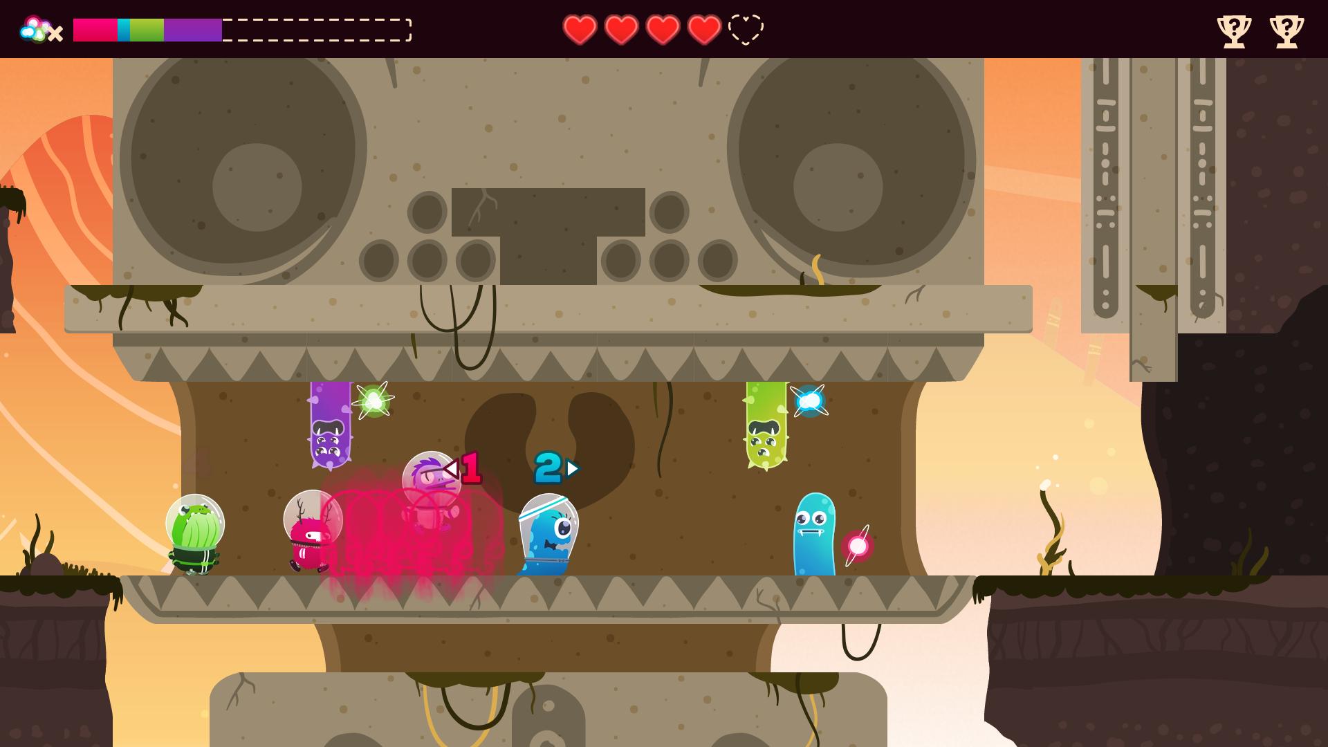 WormFang1-screenshot