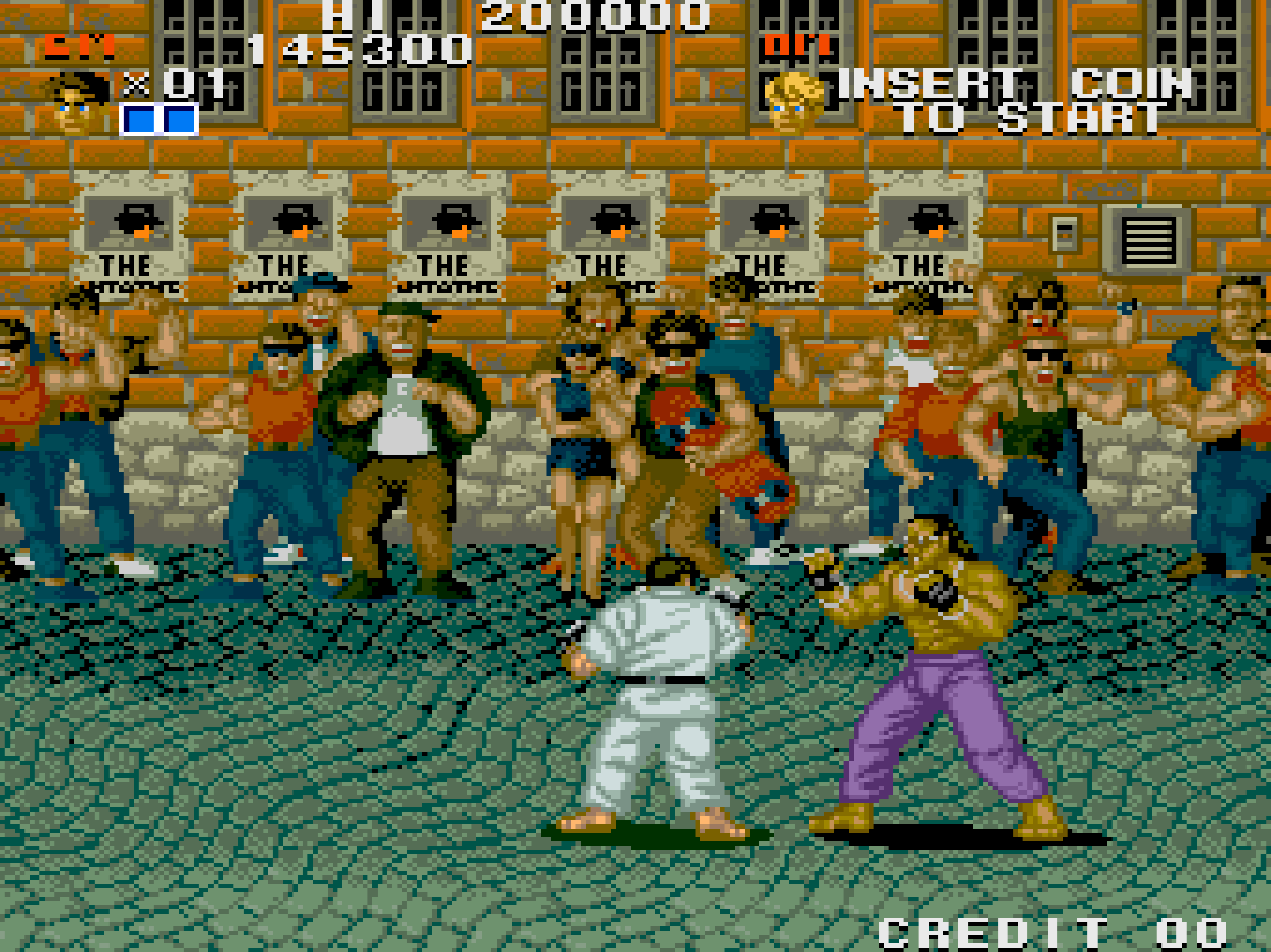 Street Smart (Arcade) 04
