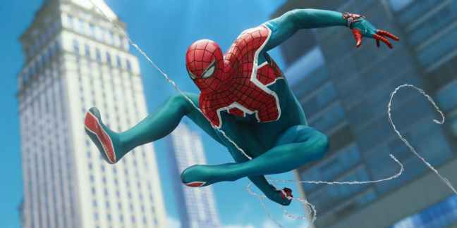 Spider-UK-Suit-in-Spider-Man-PS4-The-Heist-DLC