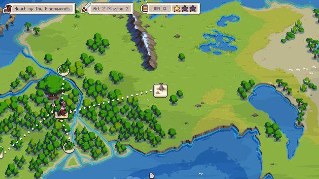 Wargroove-world-map