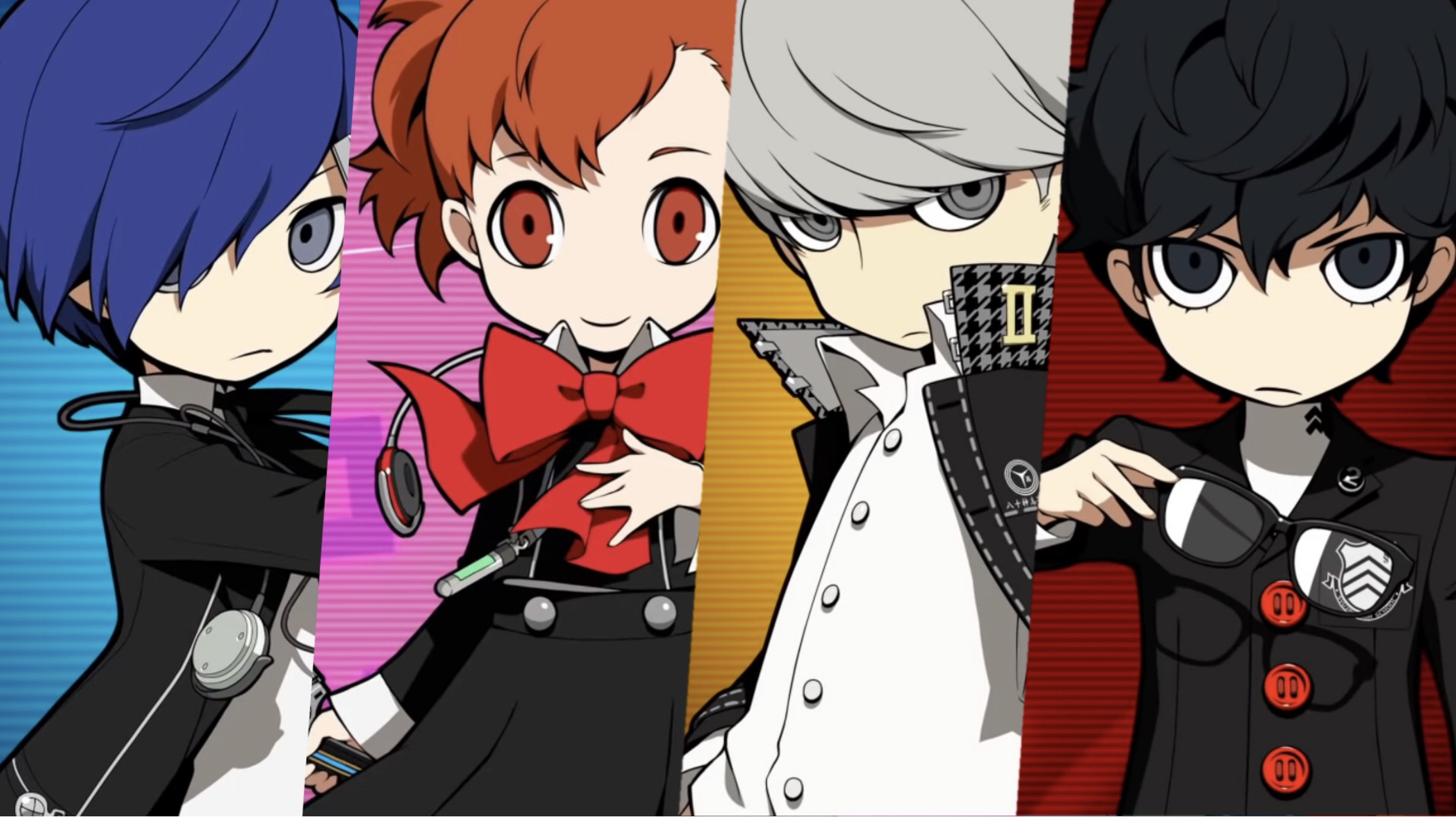 The Phantom Thieves have a new heist to pull in Persona Q2: New