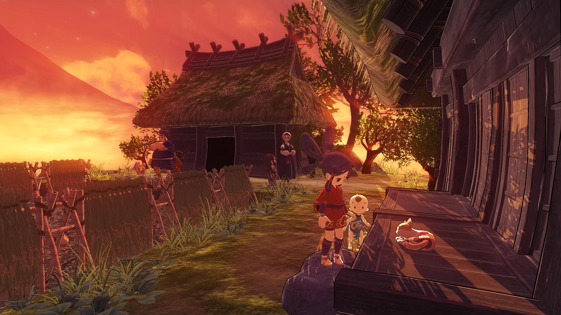 Sakuna-of-rice-and-ruin-daily-life-screen